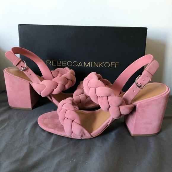 30517334721 Rebecca Minkoff Candace heels. M 5ad5236831a376f77e086d77